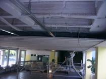 Innenausbau Foyer, Baufirma Isar-Tro-Bau, Fachhandwerker Landshut,